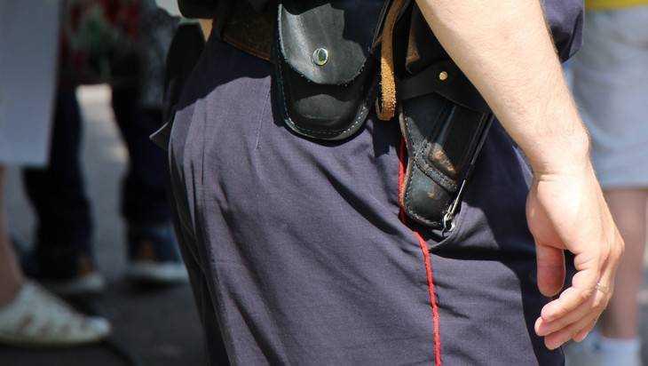 Задержанный курянин сражался головой остул вотделе, чтобы отомстить полицейским