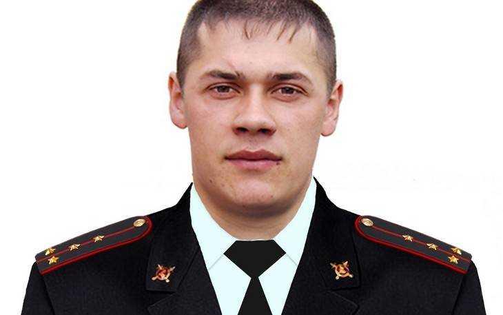 Лучшим участковым Брянщины стал капитан милиции изТрубчевска Владимир Абрамов