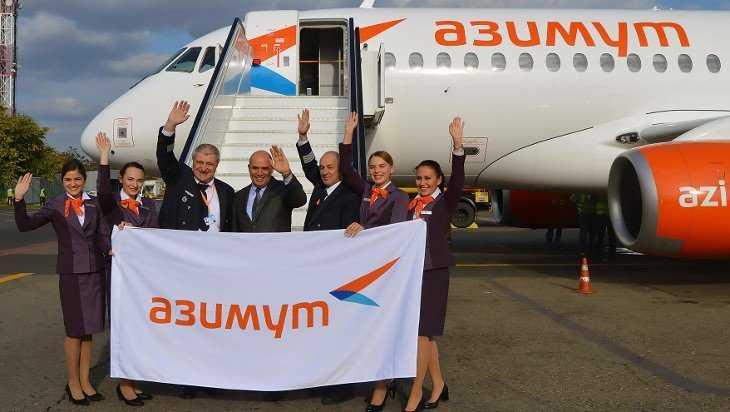С 14 марта откроются авиарейсы между Брянском и Краснодаром