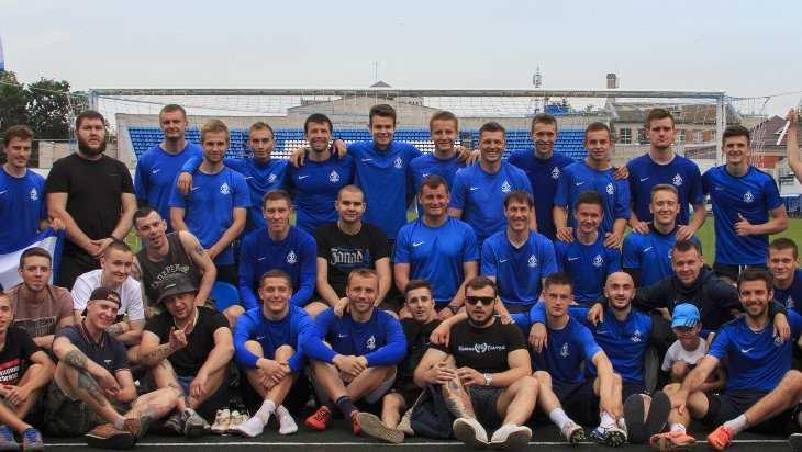Для футболистов брянского «Динамо» купят автобус за 15 млн рублей