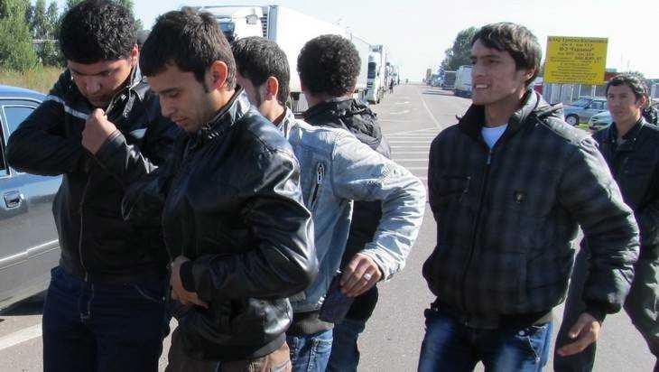 Брянского предпринимателя заставили оплатить дорогу домой узбекам-нелегалам
