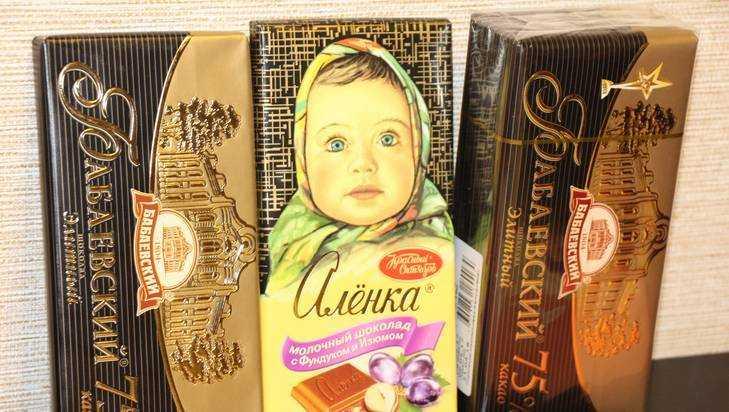 Брянский вор-сладкоежка похитил исъел 100 плиток шоколада