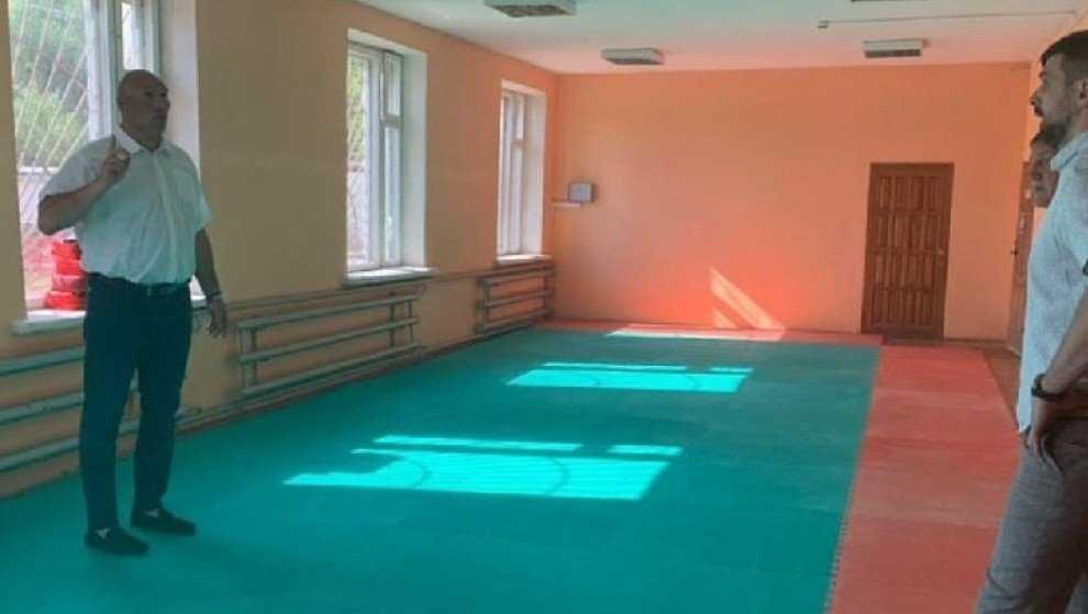 Николай Валуев оборудует в Брянске новый боксерский зал