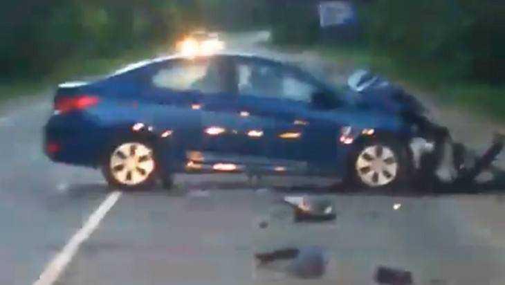 ВДТП уСвени-Транспортной пострадали две женщины из различных иномарок