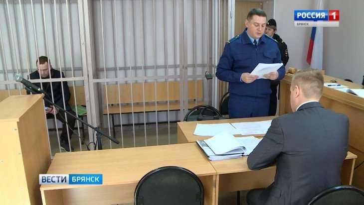 В Брянске за взятку осудили бывшего 31-летнего полицейского