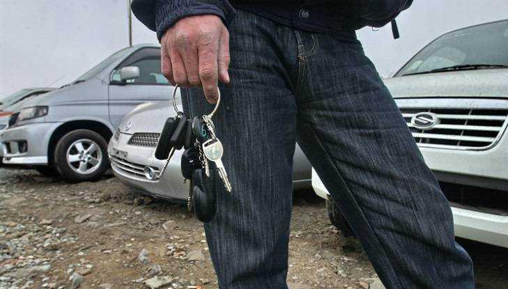 ВДагестане отыскали угнанный вБрянске VW