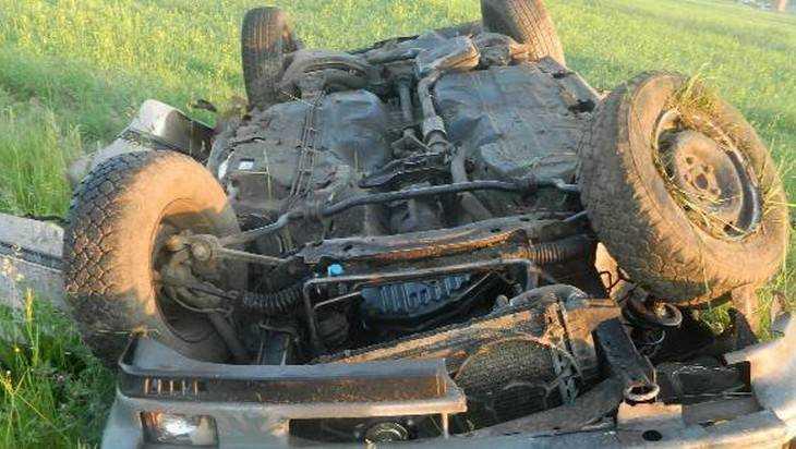 ДТП с Audi под Брянском: пострадали 5 человек
