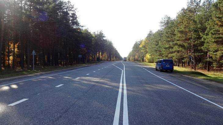 В Брянской области отремонтируют 27 километров новозыбковской трассы