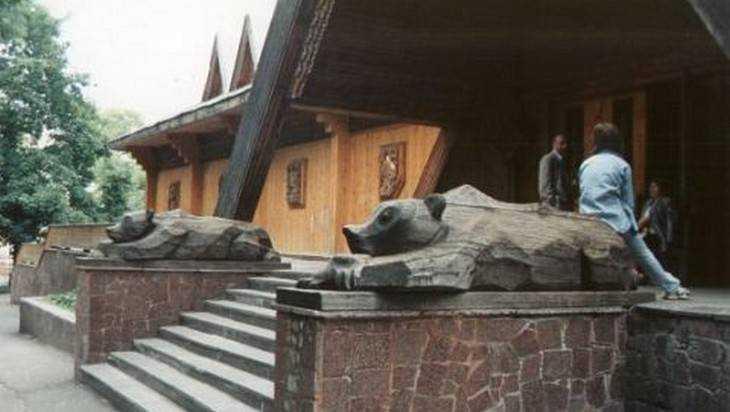 Впарке Толстого восстановят музей «Брянский лес»