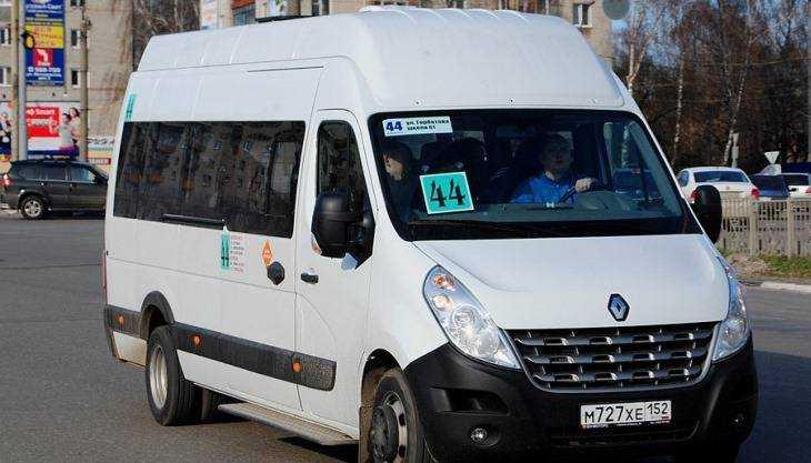 ВБрянске шофёр маршрутки №44 сбил велосипедиста