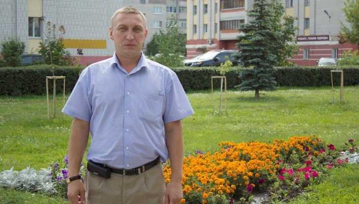 Главой Фокинского района Брянска стал Евгений Антошин
