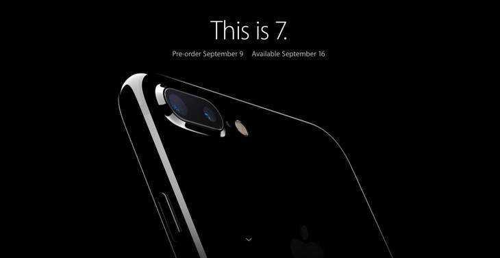 Размещено первое видео iPhone 7 иiPhone 7 Plus