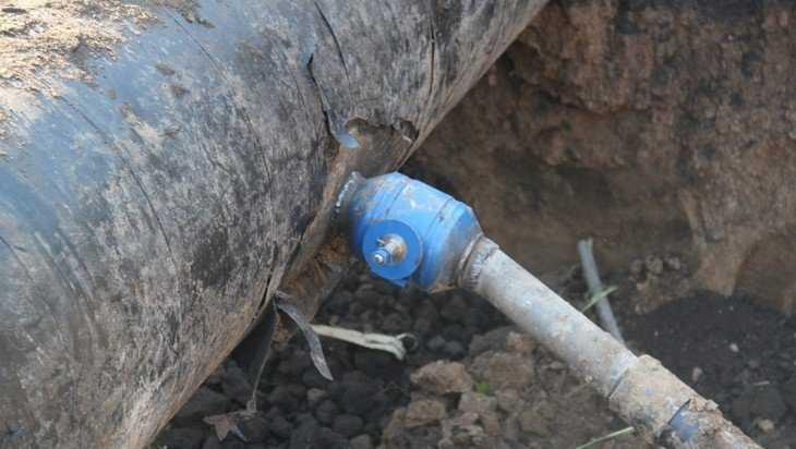 Начался суд над брянцами, укравшими из трубы солярку на 31 млн рублей