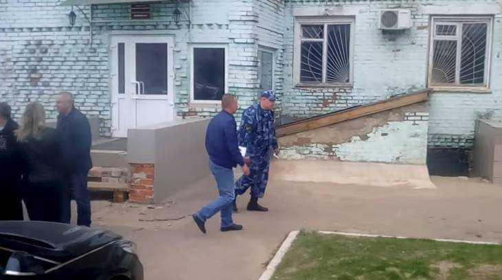Экс-губернатор Брянской области Николай Денин вышел изколонии поУДО