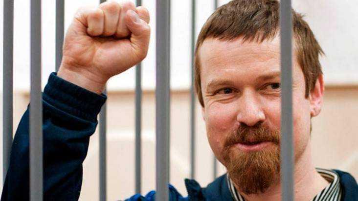 «Узник Болотной», которого похитили из украинской столицы, вышел изколонииРФ