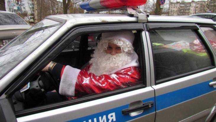 Граждане Брянска «сдали» дрифтующих водителей милиции
