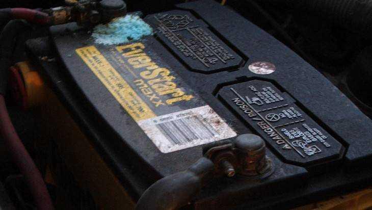 ВКараче закражу аккамуляторных батарей задержаны двое орловчан