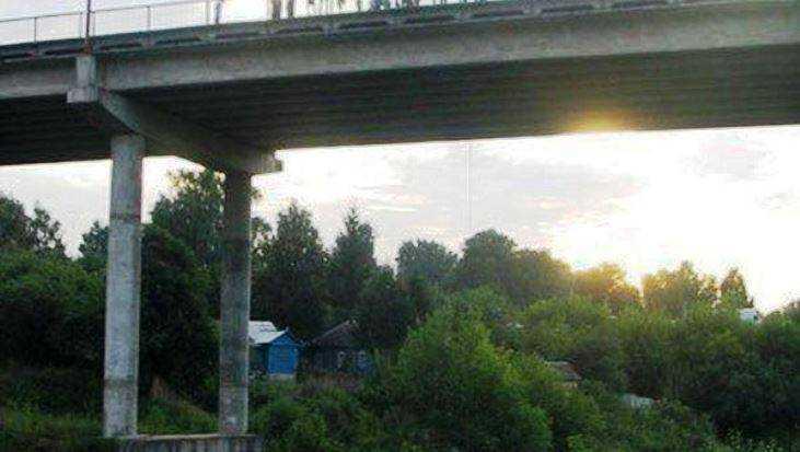 Под Малыгинским мостом вБрянске отыскали мужское тело