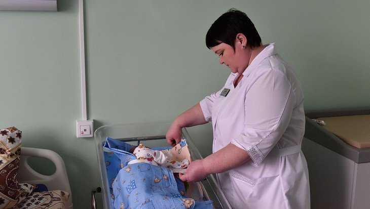 За год в Брянском перинатальном центре родилось 2994 ребенка