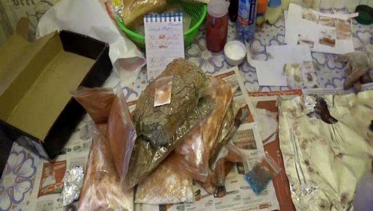 ВБрянске у брачной пары изъяли наркотики на 5 млн руб.