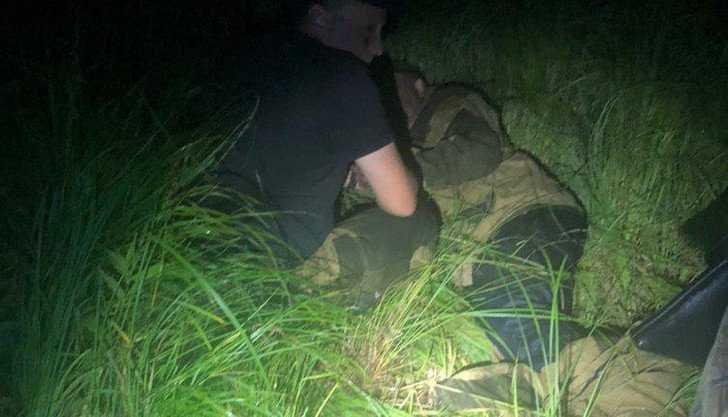 В Дятьковском районе ночью нашли обессилевшего в лесу грибника