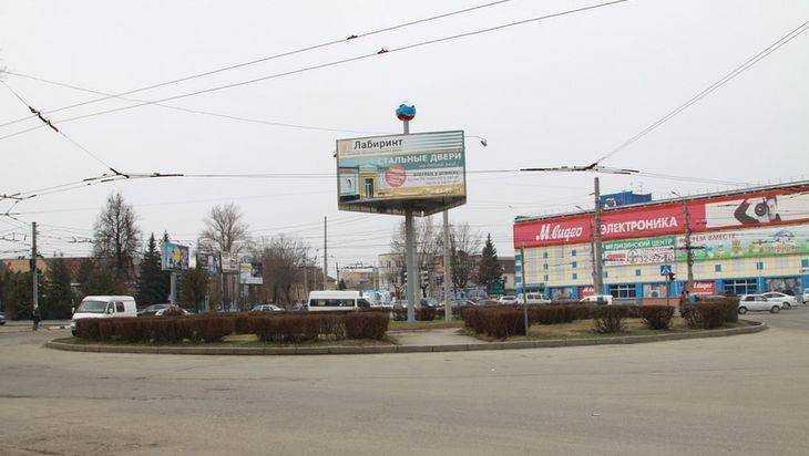 ВБрянске заканчивается ремонт улицы Красноармейской