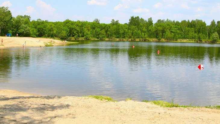 В Брянске пляжи на Мутном озере и у нефтебазы очистили от паразитов