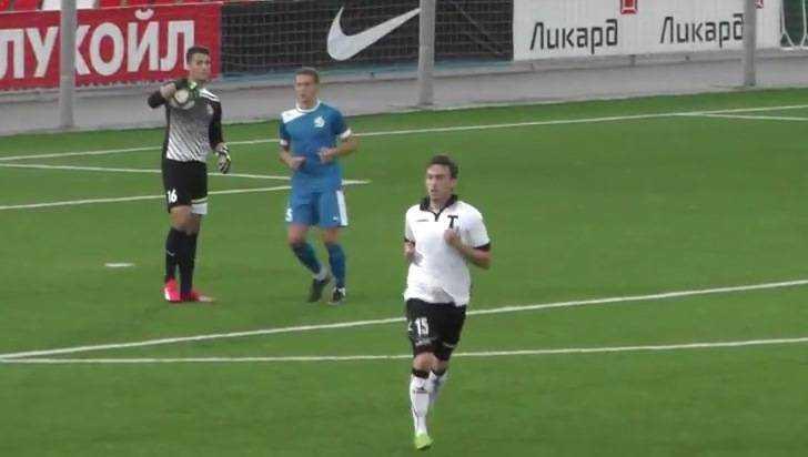 Брянское «Динамо» провело вничью матч с столичным «Торпедо»