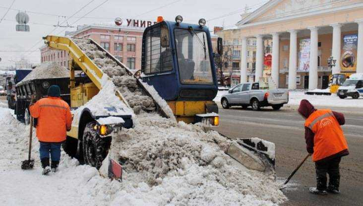 ВБрянске сотрудники дорожного управления жалуются напроблемы с заработной платой