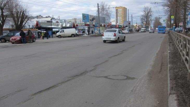 В Брянске дорогу на Авиационной улице расширят до шести полос