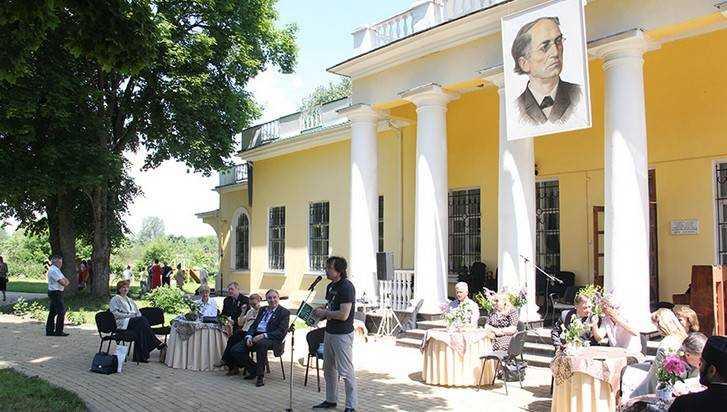 ВБрянске проходит Всероссийский праздник поэзии