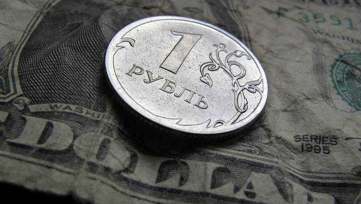 Курс рубля снова вырос