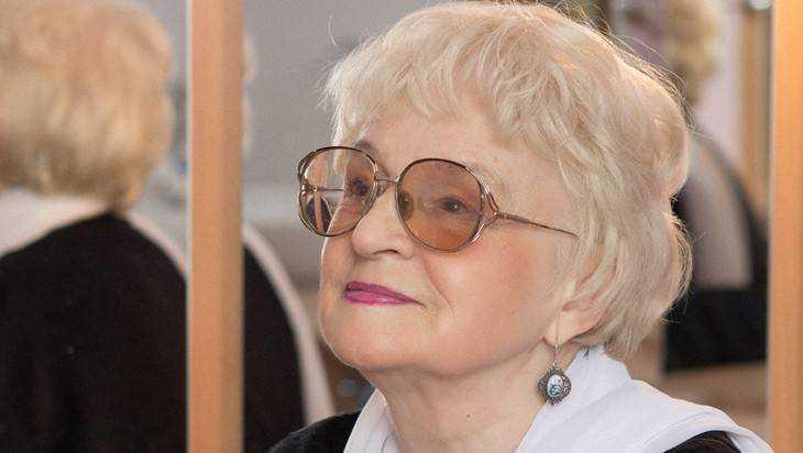 Скончалась 87-летняя артистка Брянского драмтеатра Марина Гаврилова-Эрнст