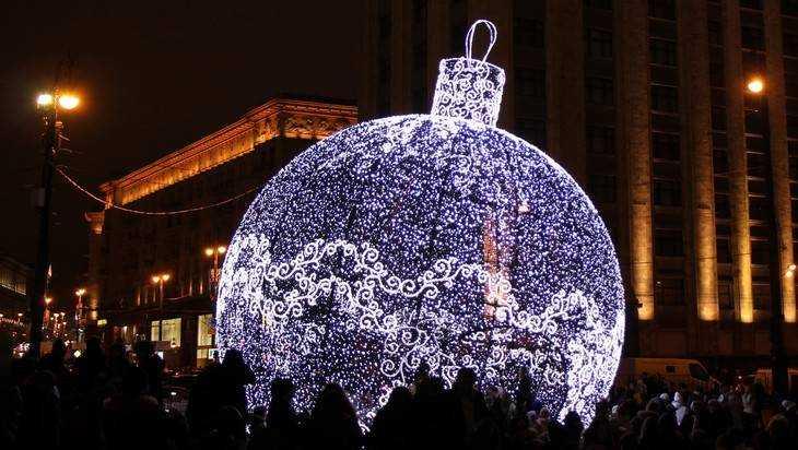 Мира ирадости! Губернатор поздравил брянцев сНовым годом