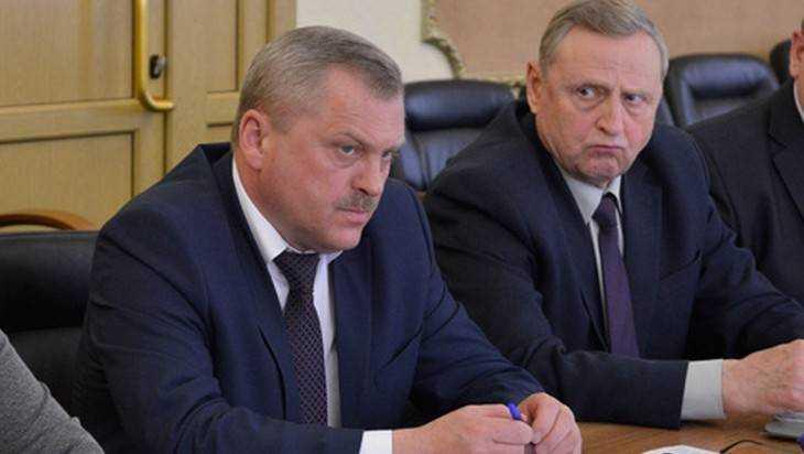 Виктор Шинкоренко больше не руководитель администрации Новозыбковского района