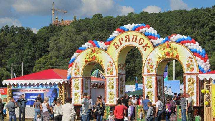 Размещена полная программа «Свенской ярмарки— 2016»