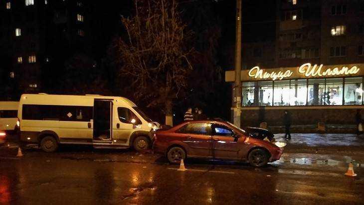 ВБрянске повине нетрезвого водители пострадали три человека