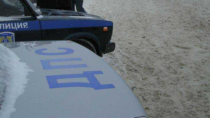 Молодой шофёр пострадал, скрываясь отДПС набрянской трассе