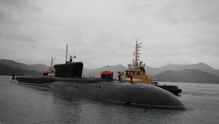«Брянск» выпустил межконтинентальные баллистические ракеты