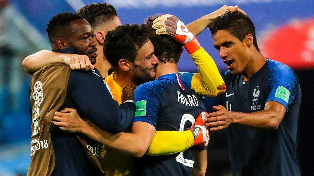 Успехи сборной наЧМ-2018 выгодны французской экономике -- министр