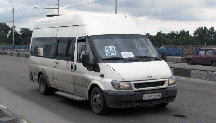 ВБрянске вкоторый раз проверили работу маршрутных такси