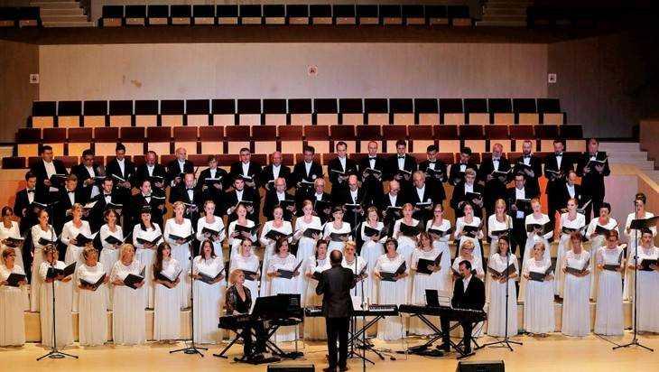 Брянский академический хор продемонстрировал испанцам, как следует петь
