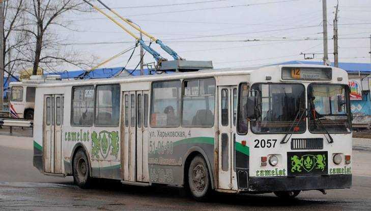 ВБрянске шофёр троллейбуса №12 сбил на«зебре» женщину