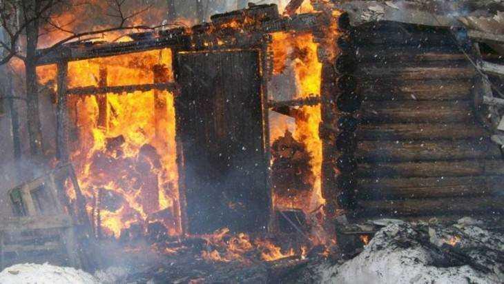 ВСтародубском районе в итоге пожара погибла 2-летняя девочка