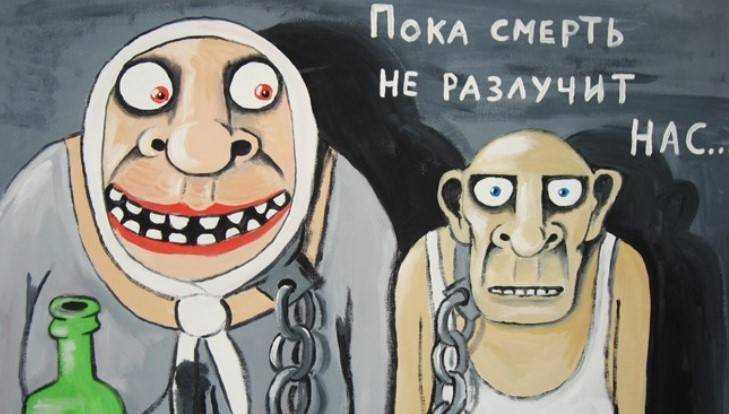ВКлинцах женщина убила сожителя бутылкой