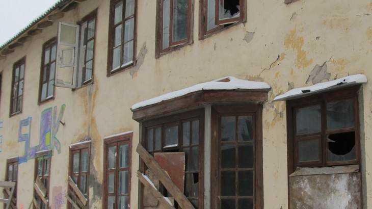 ВБрянске всписок аварийных входят 45 домов
