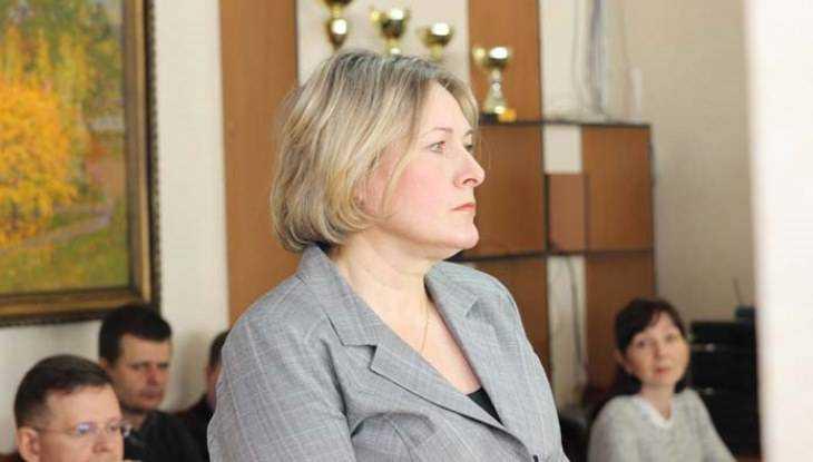 Татьяна Тарасова назначена председателем КСП Брянска
