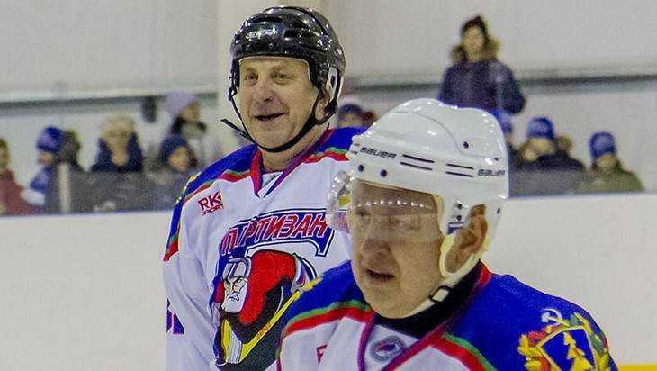 ВБрянске стартовали игры НХЛ