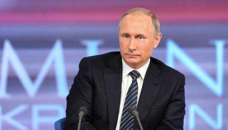 Напресс-конференцию президента В. Путина отправятся брянские корреспонденты