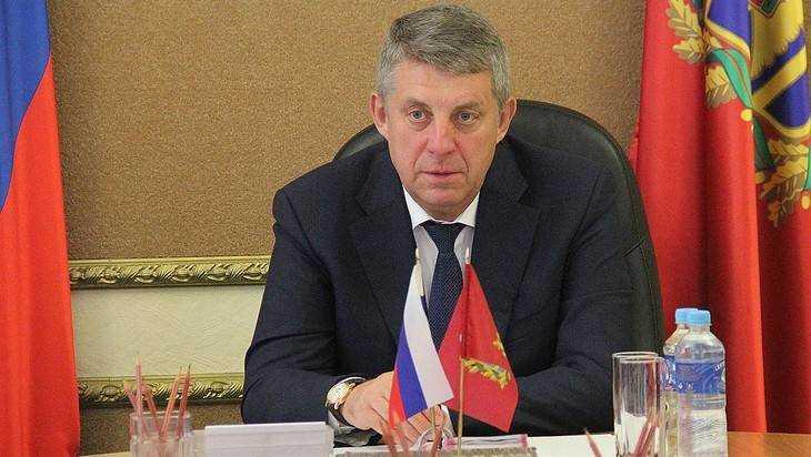 Акции брянского главы Богомаза выросли на «Бирже губернаторов»